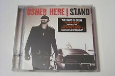 USHER - HERE I STAND CD 2008 (LAFACE) Jay-Z Lil Wayne Young Jeezy