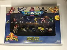 Power Rangers Micro Machines Dinozord Power Collectors Set