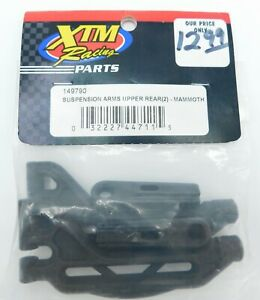 XTM Racing Parts Suspension Arms Upper Rear 2 Mammoth RC CAR TRUCK BUGGY PLANES