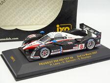 Ixo 1/43 - Peugeot 908 HDI FAP N°8 2d Le Mans 2007