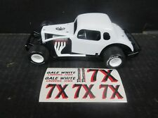 # 7x Gale White Modified 1/25th scale Die-Cast donor kit