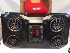 SSV Works POLARIS RZR 2014-2017 XP1000 4 Speaker Overhead Stereo Sound bar xp