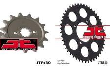 Front & Rear Sprocket Kit for SUZUKI GS250 T T/X 79-80 JT Sprockets