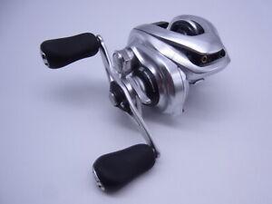 16 Shimano Metanium MGL 6.2:1 Gear Right Handle Bait Casting Reel Very Good+