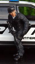 77470 American Diorama  Swat Team Polizei SEK Rifleman 1:24