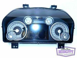 "DODGE Ram 1500 LIMITED 7"" Speedometer Cluster OEM EVIC Digital UPGRADE MPH"