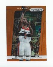 2013-14 Panini Prizm Prizms Orange #27 Eric Maynor Wizards /60