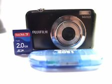 Fujifilm FinePix JV Series JV170 14.0MP Cámara Digital-Negro
