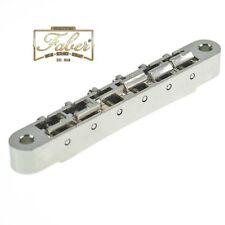 Faber ABRN-59-NG, ABRN59NG, Bridge fits Nashville Studs, Nickel GlossFinish