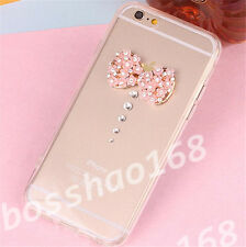 Glitter Luxury Crystal Bling Rhinestone Diamonds Soft Silicone Case Cover AD-5