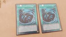 N°3502 - yu gi oh - typhon d'espace mystique - nkrt-fr040 - lots de 2 cartes