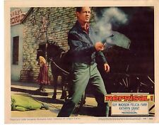 GUY MADISON FELICIA FARR KATHRYN GRANT REPRISAL ORIG 11x14 Lobby Card LC687