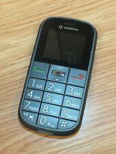 Genuine Vodafone Alcatel V155 Small Big Button Bar Style Cell Phone For Seniors