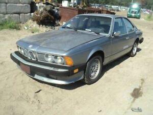 Driver Left Front Window Regulator Fits 78-84 BMW 633CSi 346259