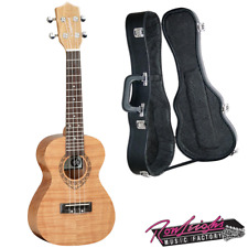 Tanglewood TWT6 Tiare Concert Ukulele W/ Flame Mahogany Body and Aquila Strings