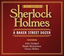Sherlock Holmes : A Baker Street Dozen  Arthur Conan Doyle 2006, CDs Unabridged