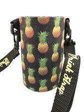 Koozie Holder Necklace Drinkstrap Beer Soda Can Bottle Cooler New PineApple
