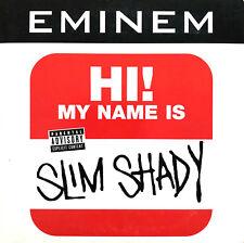 Eminem CD Single My Name Is - Europe (EX/EX+)