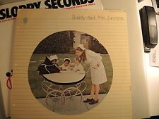 Buddy and the Juniors LP Signed Buddy Guy & Junior Wells
