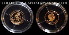 FIDJI 10 Dollars OR BE 2012 Trésor de L'Ancienne Egypte Ramesés II