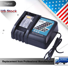 Replace Makita DC18RC Battery Charger 14.4V&18V Lithium-Ion BL1830 BL1840 BL1850