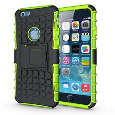 Handy Tasche für Apple iPhone Case Panzer Hülle Cover Schutz Hülle Etui Bumper