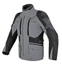 NEW Dainese RIDDER GTX Jacket SIZE 50 MENS Castle-Rock/Black/Grey