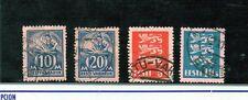 Estonia Valores del año 1922-28 (CM-324)