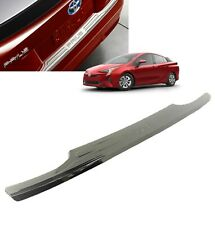 2016-2018 Prius Rear Bumper Protector (Plated Finish) Genuine Toyota PT924-47160
