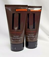 Avon Patrick Dempsey 2 DUAL ACTION FACE WASH New *Lot of 2*