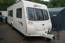 BAILEY PAGEANT CHAMPAGNE SERIES 6 2007 4 BERTH CARAVAN