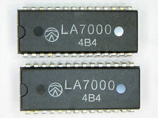 "LA7000  ""Original"" SANYO  28P DIP IC  2  pcs"