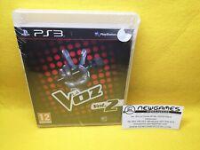 La Voz. Volumen 2 - Playstation 3 (PS3) - PRECINTADO