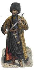 Chromo - Découpis - Cosaque Russe (Russie) - Années 1900 - Hauteur 20 cm -