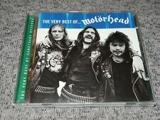 Motörhead The Very Best of 2002 CD Sanctuary Records Greatest Hits METAL Lemmy