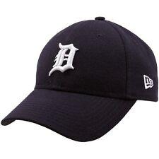 Detroit Tigers MLB béisbol new era cap nuevo 9 tapa Forty azul oscuro velcro