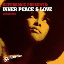 SUPERSONIC INNER PEACE & LOVE CONSCIOUS REGGAE MIX CD