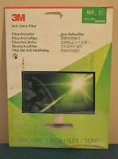 """3M Anti-Glare Filter for 19.5"""" Widescreen Monitor (AG195W9B)"""