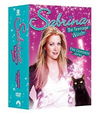 Sabrina the Teenage Witch Complete Series Season 1 2 3 4 5 6 7 DVD Boxed Set NEW