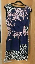 Diane von Furstenberg silk dress UK8