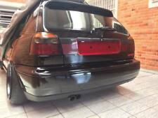 VW GOLF MK3 GTI VR6 HECKBLENDE TAIL PANEL SMOKED RED NEW OLD STOCK