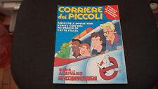 """CORRIERE DEI PICCOLI N.22 1988 CON POSTER E CORRIERE DELLA CHIQUITA - BUONO """"N"""""""