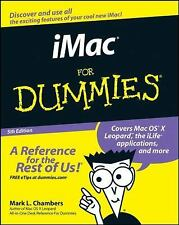 IMAC FOR DUMMIES 5TH EDITION BY MARK L CHAMBERS COVERS MAC OX X LEOPARD - ITLIFE