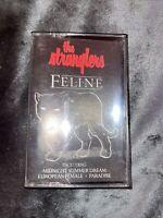 The Stranglers Feline Cassette Tape Album