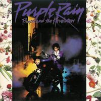 PRINCE AND THE REVOLUTION Purple Rain CD BRAND NEW o(+>