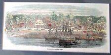 Sacramento. 1850
