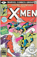 Amazing Adventures Comic Book Vol 2 #1 X-Men, Marvel Comics 1979 Very Fine+