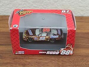 2007 #88 Ricky Rudd Snickers 1/87 Winners Circle NASCAR Diecast