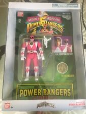 Mighty Morphin Power Rangers Auto Morph Kimberly Pink Legacy Collection Bandai