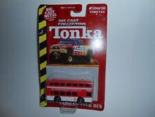 1999 TONKA/MAISTO DAIMLER TOUR BUS DIE CAST COLLECTION SERIES 1 #50 OF 50 MOC